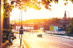 Sunny evening | Kaunas #152/365