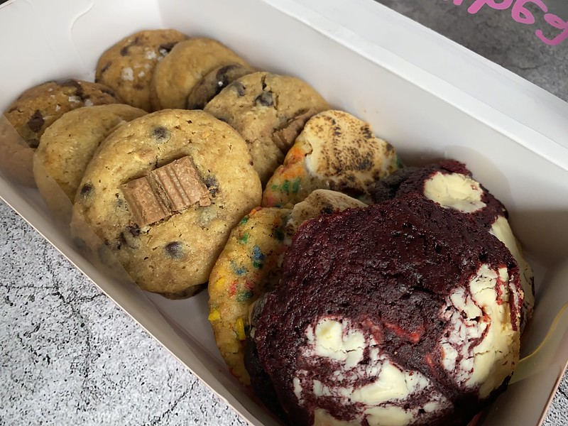 MDJ Cookies