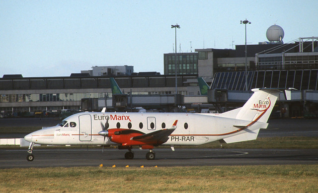 Euromanx  Beech 1900 'PH-RAR'
