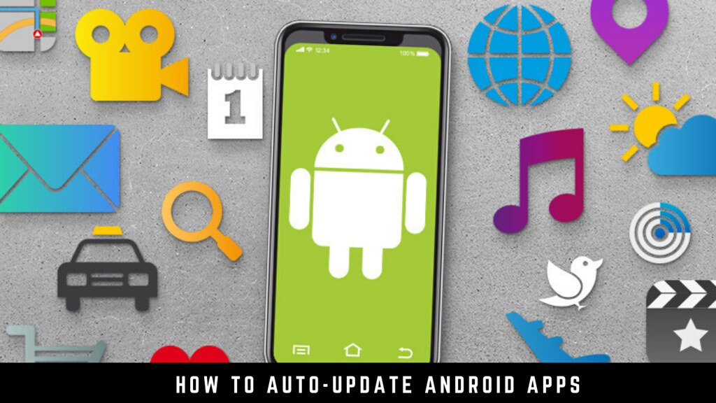 How to Auto-update Android Apps