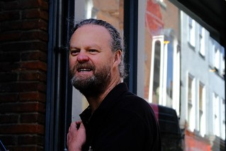 This is Ray - Suffolk Stranger Portrait No 21