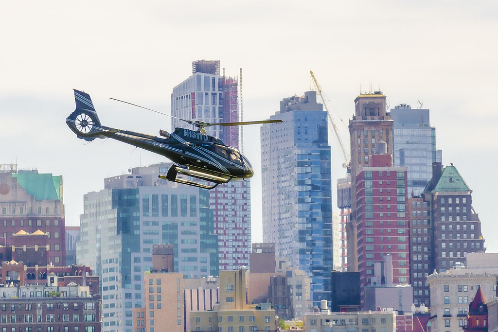 Eurocopter + Brooklyn