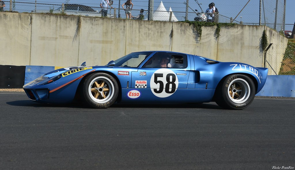 1966 Ford GT40 P/1033 Zitro Racing
