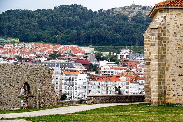 Spain - Cantabria - Castro Urdiales
