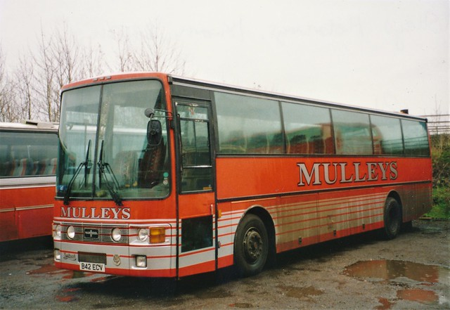 Mulleys B42ECV ex-B311UNB