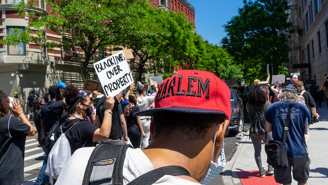 Rally To End Modern Day Lynching