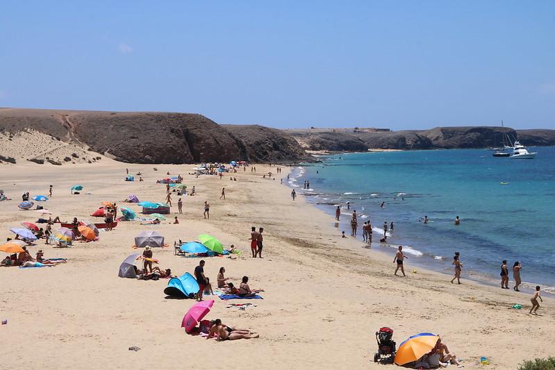 Playas de Playa Blanca y Papagayo