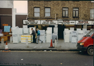 Bedford Rd, Clapham, 1992 TQ3075-025