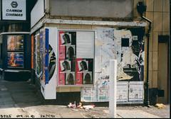 Posters, Streatham High Rd, Streatham, 1990 TQ3072-013