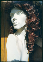 Head in Shop, Streatham High Rd, Streatham, 1990 TQ3072-008