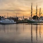 31. Mai 2020 - 21:05 - Im Neuen Hafen von Bremerhaven