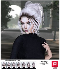 NEW! -FABIA- hair Valery