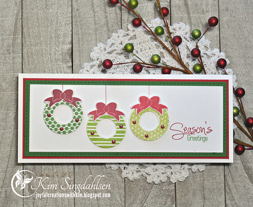 Christmas Kickstart Wreaths
