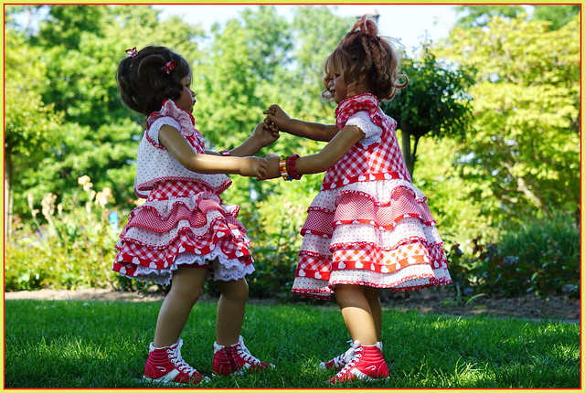 🌼💖🌹🌼👄🌼🌹💖🌼 Tanz in den Abend ... Milina und Tivi ...