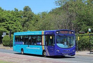 1465 NK61 CXW Arriva North East