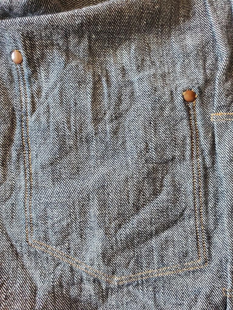 Backside Pocket