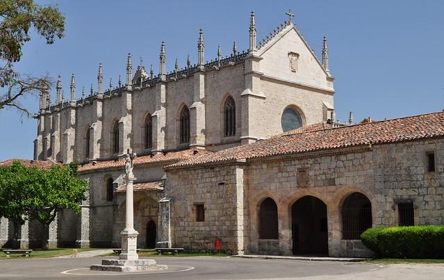 Chartreuse gothique Santa Maria de Miraflores, XVe siècle, Burgos, Castille-Léon, Espagne.