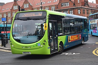 Arriva North East 1574: NK64EEJ