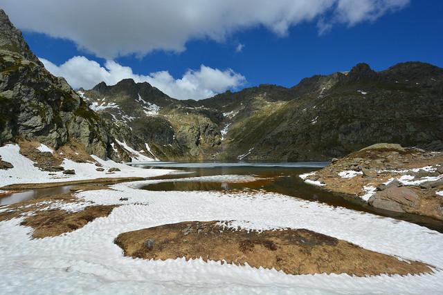 Lago Morghirolo 2264m