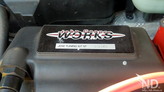 Mini Cooper S R53 JCW edition (2006)