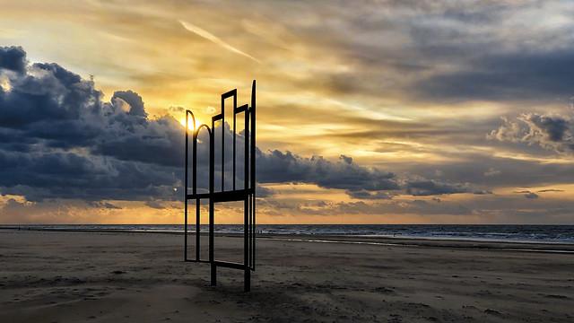Oostende Sunset