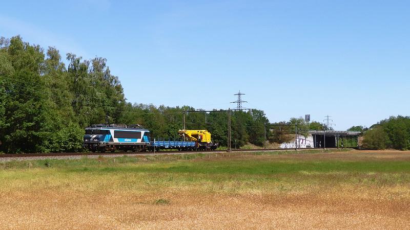 Railpromo 101001 (EX 1781), Oldenzaal