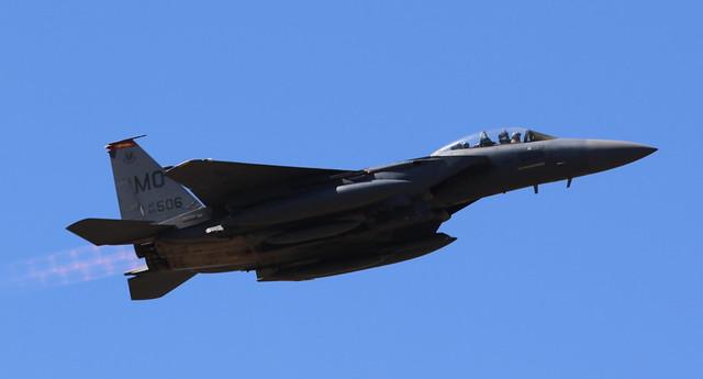 McDonnell F-15 Eagle 89-0506 Lakenheath 29/05/20