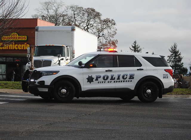 Pierce County Sheriff's Police Contract: Edgewood, Washington