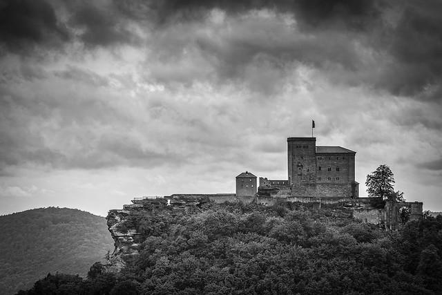 Trifels Castle / Reichsburg Trifels