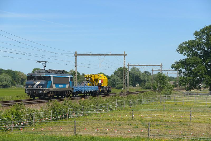 TCS 101001 bij Teuge
