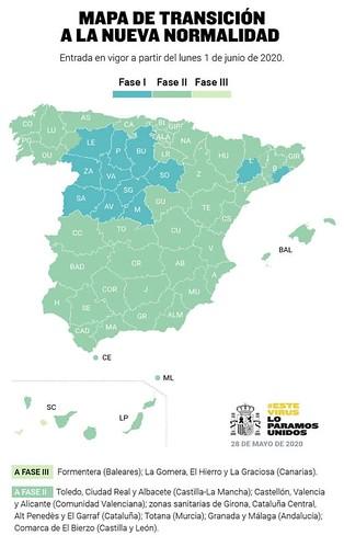 Spain Phase June 1