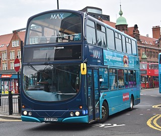 Arriva North East 7413: LF52UPN