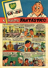 Capa de jornal infantil | Children's newspaper cover | Portugal 1960s