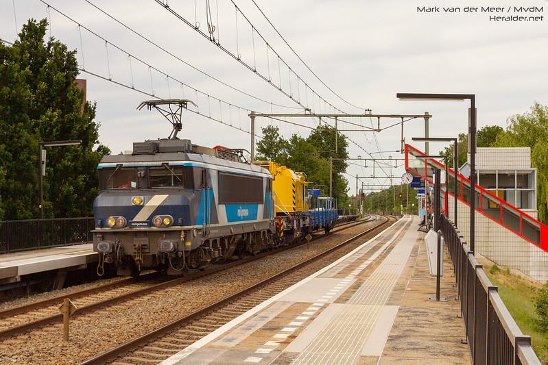 "TCS 101001 ""Kirow kraan"" - Nieuwerkerk a/d IJssel"