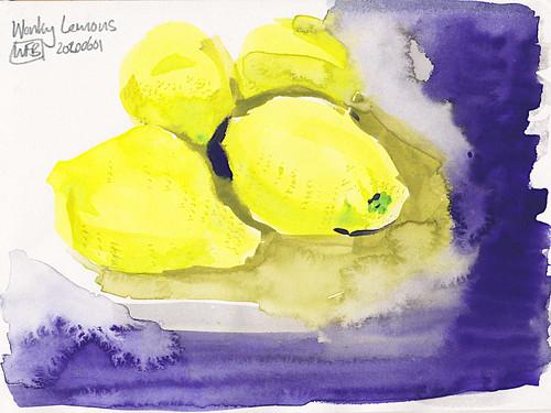 Wonky Lemons