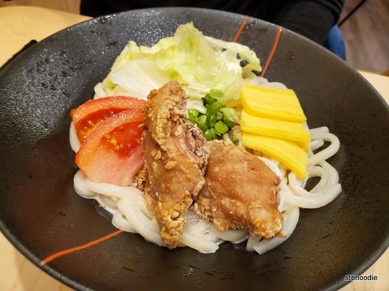Chilled Sesame Udon
