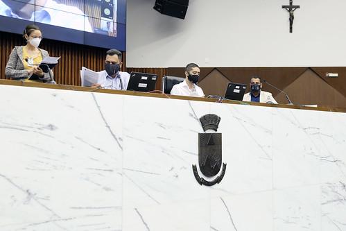 3ª Reunião Extraordinária - Comissão de Legislação e Justiça