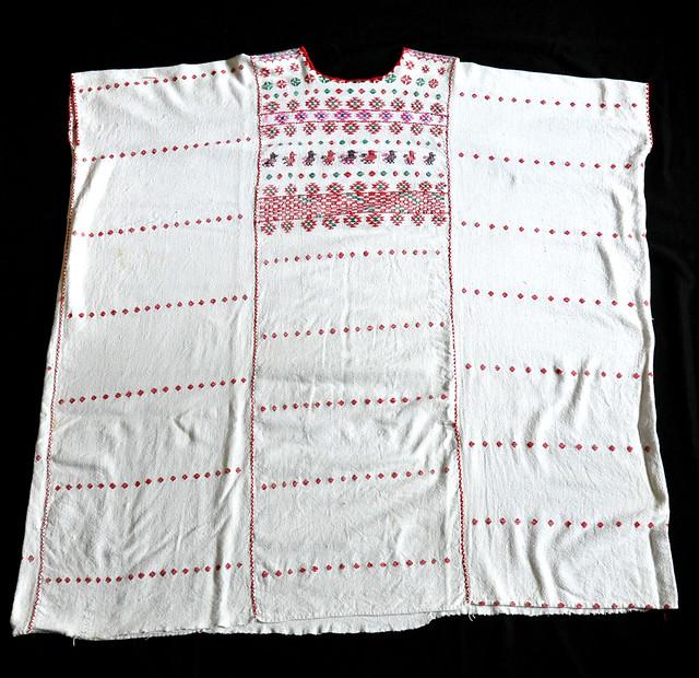Amuzgo Huipil Oaxaca Mexico Textiles