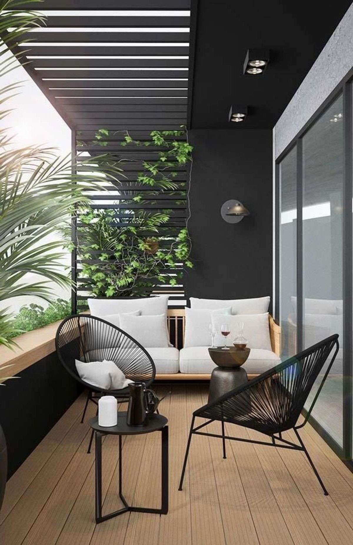 Outdoor Patio Ideas | Outdoor Decor | Super Chic Balcony Ideas | Outdoor Space Inspiration | 5 Tips for Creating a Cozy Outdoor Oasis at Your Home | Outdoor Patios that Inspire Me | Balcony | Terrace | Porch | Lanai | Patio Renovation | Patio Remodel | Best Decorated Small Outdoor Balconies on Pinterest | Small Patio Decor Ideas | Modern Apartment Patio Inspiration | Outdoor Furniture Inspiration