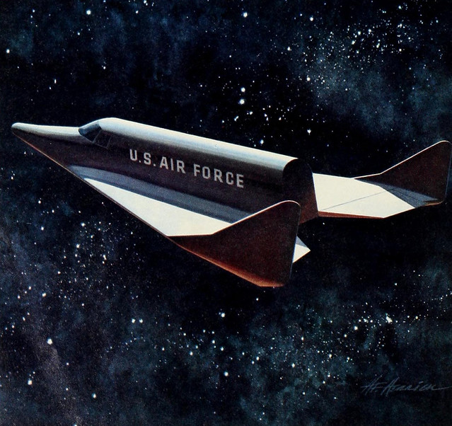 Boeing X-20 Dyna-Soar