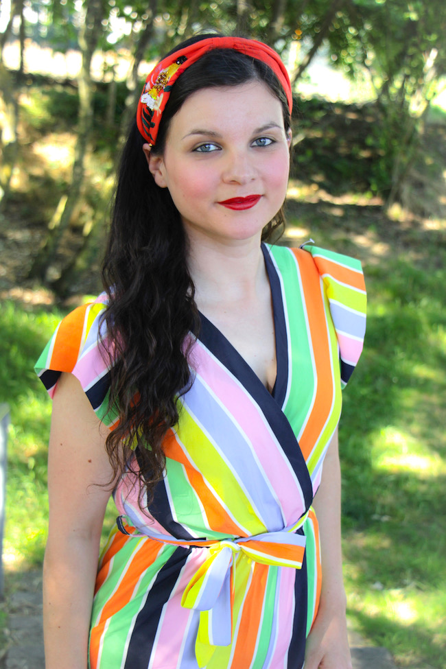 comment-porter-combishort-multicolore-arc-en-ciel-seconde-main-vintage-ete-blog-mode-la-rochelle-2