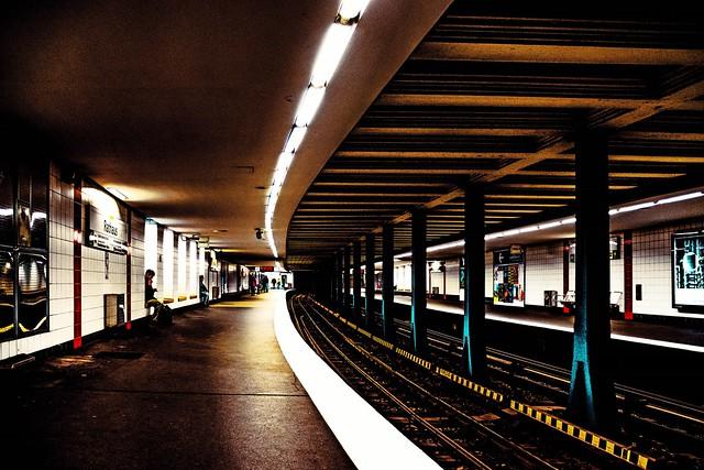 Die letzte U-Bahn