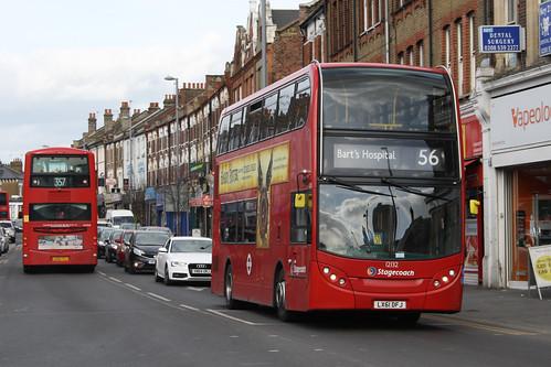 Stagecoach London 12132 LX61DFJ