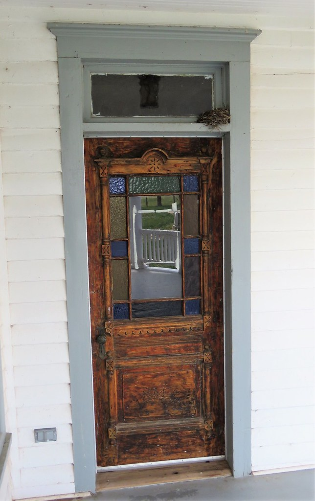 51320-15, Beckwith Ranch House Door
