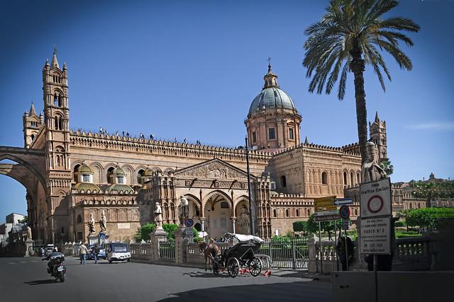 Ciri, Catedral de Palermo