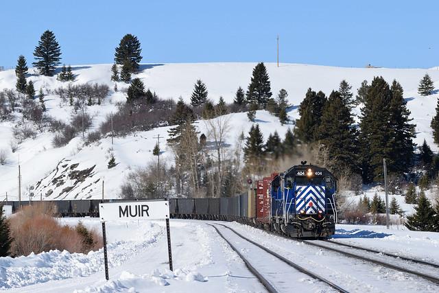 Muir, MT