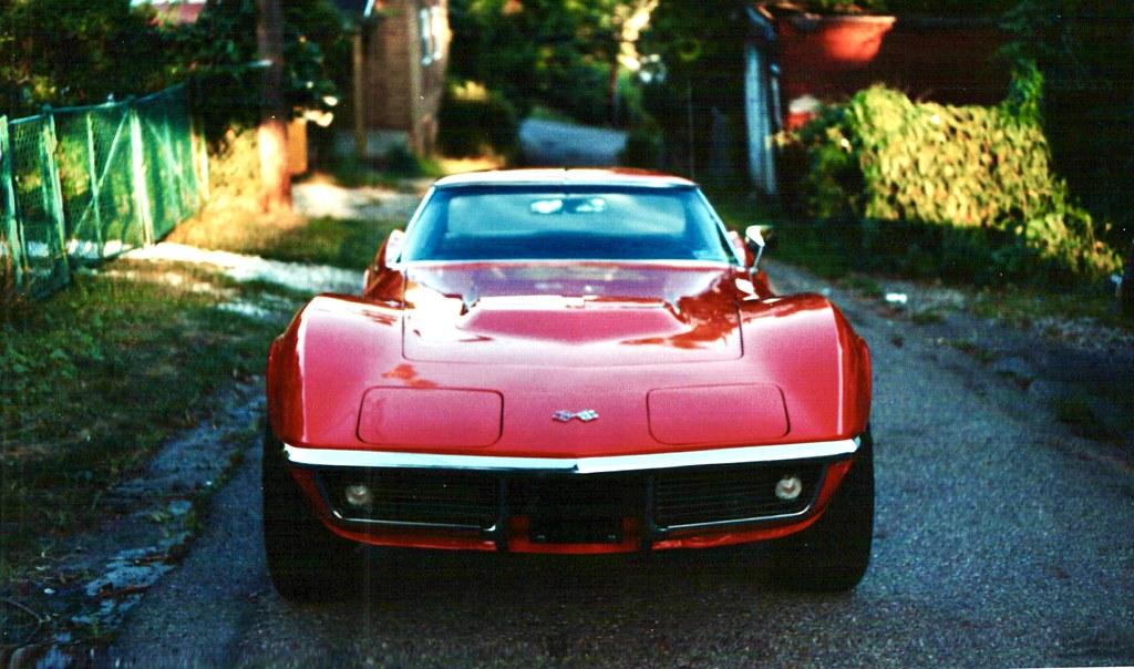 1969 Corvette 427 Tri Power Big Block