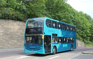 7536 NK15 ACO Arriva North East