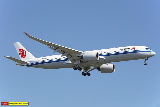 B-1085 | Airbus A350-941 | Air China