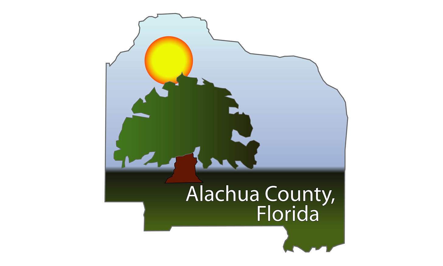 Alachua County logo